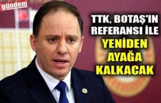 TTK, BOTAŞ'IN REFERANSI İLE YENİDEN AYAĞA...