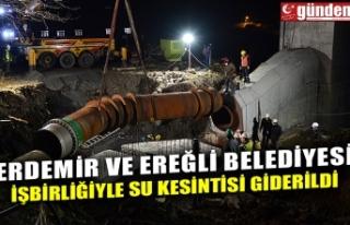 ERDEMİR VE EREĞLİ BELEDİYESİ İŞBİRLİĞİYLE...