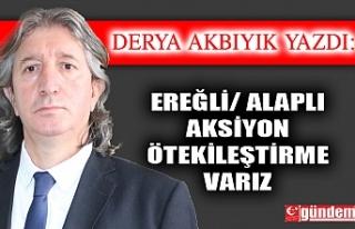 EREĞLİ/ ALAPLI/ AKSİYON/ ÖTEKİLEŞTİRME/VARIZ