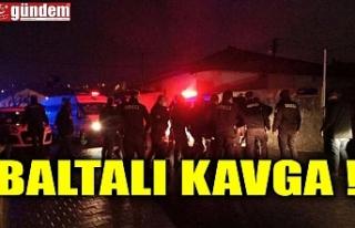 BALTALI KAVGA !