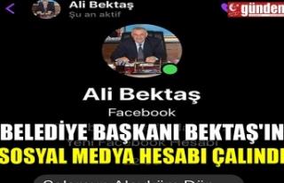 BELEDİYE BAŞKANI BEKTAŞ'IN SOSYAL MEDYA HESABI...