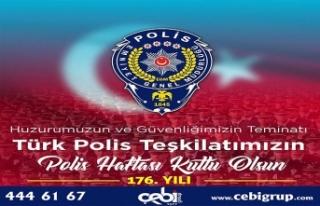 ÇEBİ GRUP CEO'SU YASİN HAMZAÇEBİ POLİS...
