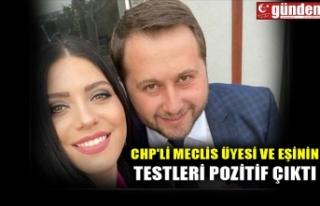 CHP'Lİ MECLİS ÜYESİ VE EŞİNİN TESTLERİ...