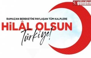 """""""RAMAZAN BEREKETİNİ PAYLAŞAN TÜM KALPLERE..."""