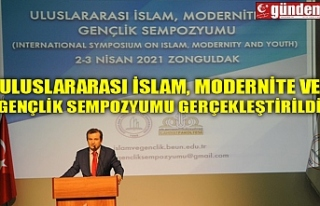 ULUSLARARASI İSLAM, MODERNİTE VE GENÇLİK SEMPOZYUMU...