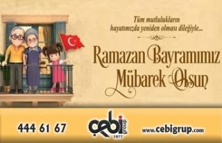 ÇEBİ GRUP CEO'SU YASİN HAMZAÇEBİ'NİN...