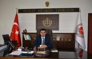KARADENİZ EREĞLİ'NİN YENİ BAŞSAVCISI AKIN...