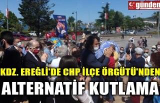 KDZ. EREĞLİ'DE CHP İLÇE ÖRGÜTÜ'NDEN...