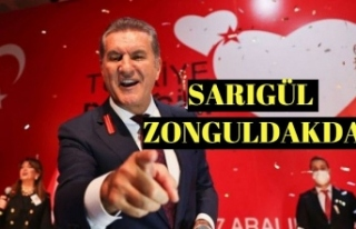Türkiye Değişim Partisi Genel Başkanı Mustafa...