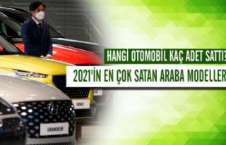 Zonguldakda en çok satılan otomobil markaları belli...