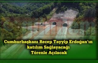 Açılışı Cumhurbaşkanı Recep Tayyip Erdoğan'ın...