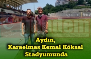 Aydın, Karaelmas Kemal Köksal Stadyumunda
