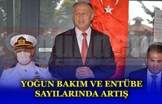 Çorumluoğlu, Bayramlaşma Töreninde Açıklamalarda...