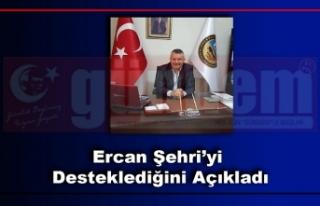 Emeksiz, Yapılacak Kongre Öncesi Ercan Şehri'yi...