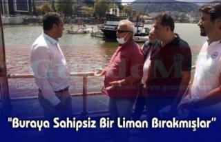 Karadeniz, Zonguldak Limanında Balıkçılarla Bir...