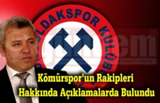 Kömürspor'da Transferler Başladı