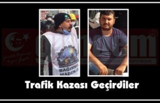 Madenciler günlerdir Ankara'da bekliyordu...