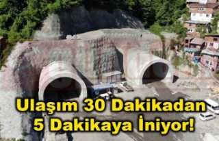 Zonguldak'ta 45 Yıllık Hayal Gerçek Oluyor...