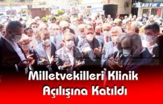 Zonguldak Veteriner Kliniği'nin Açılışı Gerçekleştirildi