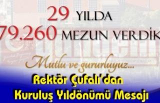 ZonguldakBülent Ecevit Üniversitesi 29. Yaşını...