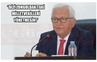 ''BİZİ ZONGULDAK'TAKİ MİLLETVEKİLLERİ...