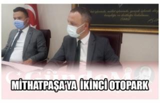 MİTHATPAŞA'YA  İKİNCİ OTOPARK