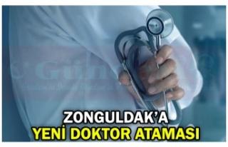 ZONGULDAK'A YENİ DOKTOR ATAMASI YAPILACAK!
