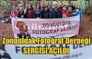 ZONGULDAK FOTOĞRAF DERNEĞİ SERGİSİ AÇILDI