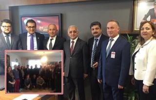 CHP'li Demirtaş, Zonguldaklılar Derneği Genel...