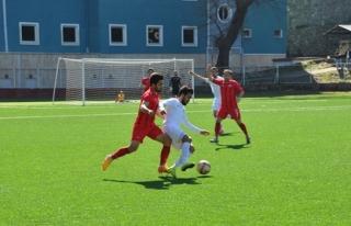 Kdz. Ereğli Belediyespor haftayı galibiyetle kapattı