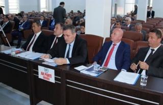 Kdz Ereğli Belediyesi Nisan ayı meclis toplantısı...