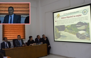 Başkan Uysal,Belediyenin 2 Yılını değerlendirdi
