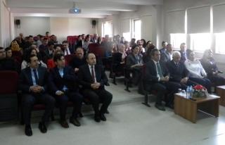 Ereğli Eğitim Fakültesi 2016 akademik genel kurul...