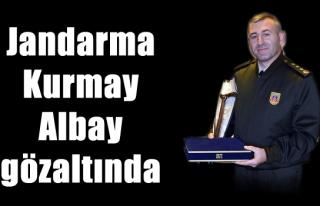 Jandarma Kurmay Albay gözaltında