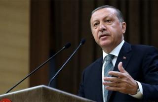 Cumhurbaşkanı Erdoğan: Meydanları boş bırakmayın