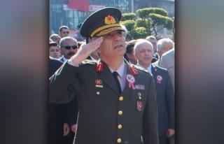 Tuğgeneral Birol Şimşek adliyeye getirildi