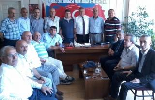 Zonguldak platformundan birlik çağrısı…