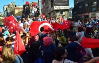 Memur-Sen'den demokrasi nöbetine destek