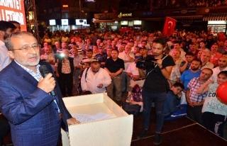 Özbakır ,Bu hainlerin; Türkiye'deki tüm varlıklarına...