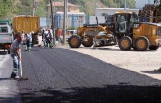 Kdz.Ereğli Belediyesi 25 bin ton sıcak asfalt dökecek