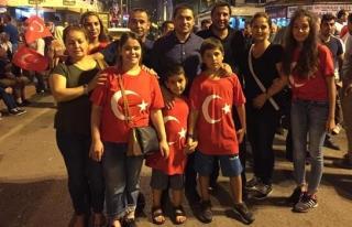 Karaduman´dan, Zonguldak halkına teşekkür
