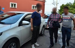 Zonguldak eski emniyet müdürü sağlık kontrolünden...