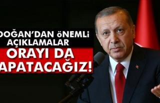 Erdoğan: ´Telekomünikasyon İletişim Başkanlığını...