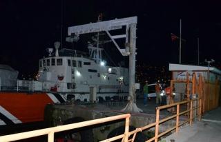 Sahil Güvenlik Bot Komutanlığındaki 10 asker gözaltına...