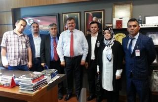 Zonguldak ve TTK için istişare içerisinde olacaklar