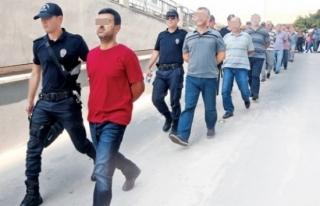 15 Temmuz´un Bilançocu,kaç bin kişi tutuklandı...