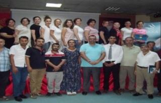 Proje Akademisi´nde 26 kişi belge aldı