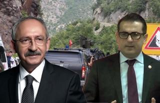 Terör saldırısı Türk demokrasisine yapılmıştır.