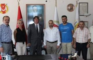 MÜSİAD'dan ZGC'ye Ziyaret
