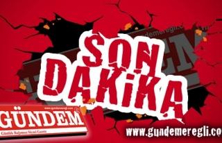 Kdz. Ereğli'de FETÖ operasyonu: 5 gözaltı